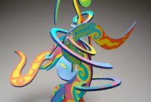 Sculpture Ideas / by Rodrick Rhodes