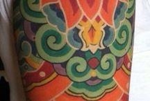 Art of Tattoo / by Michal Bennett