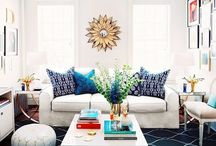 living space / by Ashley Merrick