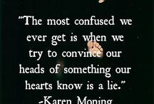 Quotes that Mean Something / by Liza Kazee