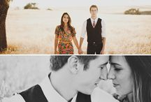 Engagement Clothing. / The best engagement clothes are comfy and non-distracting.  YOu want people to see the LOVE in your engagement pictures, NOT your clothes. Remember to keep it simple!!!!!!!! Wear what you love and be yourself!!!! / by Morgan Marie Photography