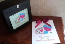 Bautizo / invitaciones, albums, oraciones, tarjetas de agradecimiento.... / by Conceptos Impresos