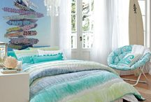 Home: Teenage Girl's Room  / by Erika Brandlhoffer