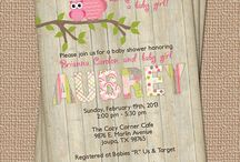 Tiffany's Baby Shower / by Angel Flowers