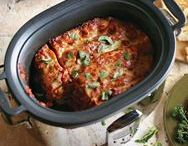 Slow Cooker Ideas / by Rachel Hereford Muegge