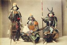 Samurai Spirit / by Paul Nethington