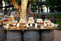 Rustic Weddings / I'm already married but I still love weddings :) / by Tyler Cotten