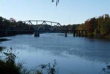 The Flint Flows Through It--Bainbridge, Georgia / by Flint RiverQuarium