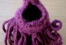 Knitting & yarn / by Elena Raffa