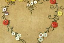 Button ideas / Designs using buttons / by Donna McDade