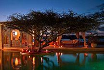 Resorts We Love in Kenya / by Sleep Out Kenya