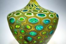 Glass items I would love to own / Beautiful items crafted from glass.  I love glass in all it's forms. It's artistic in nature.   These are items that appeal to me.   / by Cheri Haneberg
