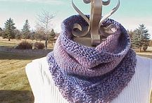 COWLS and NECKWARMERS / by Georgia Green