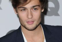 douglas booth / by saskia spitzley