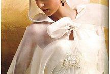 Bridal Coverups / Wedding Shawls, Bridal Jackets, Wedding Shrugs, Bridal Cloaks / by Rosa Loren Bridal