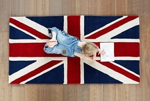 Union Jack ♔ / by Christine H.