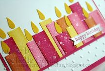Card ideas or Paper craft / by Gina Broadbent