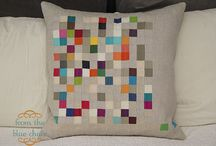pillows / by Cecilia Koppmann