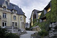 Nature in Architecture / by Xavi Ru Tururú
