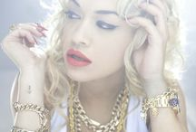 Rita Ora  / She my favorite singer  / by Kaylie Centrone