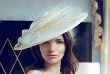 The Goring Collection / Reassuringly unchanging, the Season is utterly English and of its great delights is the parade of fabulous hats that it brings. Gina has been inspired by London's quintessentially English hotel, The Goring in Belgravia, to create a collection of five delightful hats for the 2014 Season. / by Gina Foster Millinery