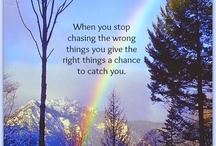 Chasing Rainbows / by Stacy Patrick