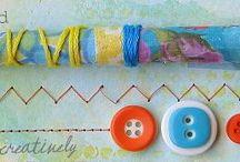 Crafty Blogs / by Brittany Love Bonda