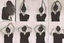 Hair / by Kiyana Maumau