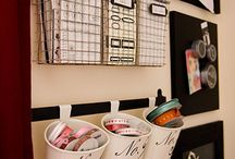 Storage Ideas / by Alecia Carter