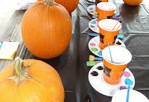 PUMPKIN PARTY / Looking for ideas for decor, food, games etc. for this years party / by Nikki Hendrix (Candle Addict)