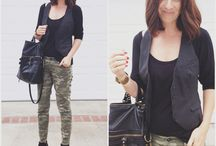 For The Love Of Daily Style  / My daily outfits posted to Instagram. Follow me @fourflights for daily pics.  / by Andrea Howe