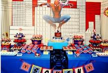 Spider-Man Party / by Tiffany Kerr Hawley