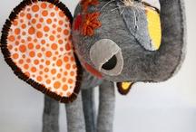 Stuffies / by Francie Horton