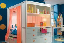 Little girl's room / Deco ideas for Maya's bedroom / by Jordane Mazenc