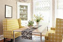 Dining Room / by Lisa Cavallucci