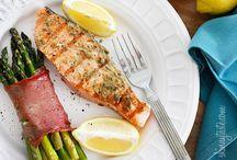 Seafood / by Lauren Schuyler
