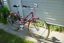 bikes / by Erin Hoban