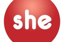 SHE Enterprises / by Social Good Moms