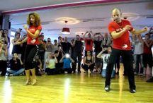 Me gusta el baile! / by Tere Ramirez