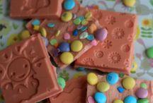 Candy Recipes / by Tammy Flyte Hicks