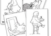 kids activities - nursery rhymes, fairy tales  / by gayla aitken
