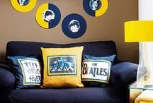 Home Decorating Ideas / by Nathalia Barp