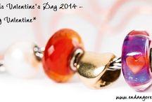Trollbeads Valentine's Day 2014 / by Endangered Trolls