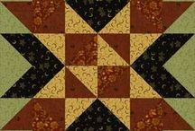 Quilt blocks / by Lois Campbell