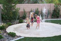 backyard ideas / by Melissa Del Toro Baca