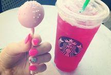 Starbucks + Ocean + Lilly  / by Katelyn Waldrop