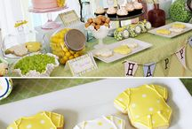 Party Ideas / by Chio Guerrero {Bakerya}
