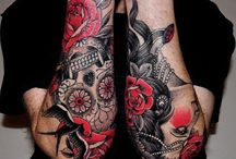Tattoos / by Romina Orsi
