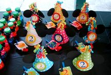 Madeline Party Ideas / by Stacie White