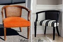 revamped furniture / by Julie Johnson